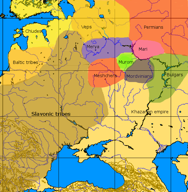 Source: http://upload.wikimedia.org/wikipedia/commons/a/a4/Muromian-map.png